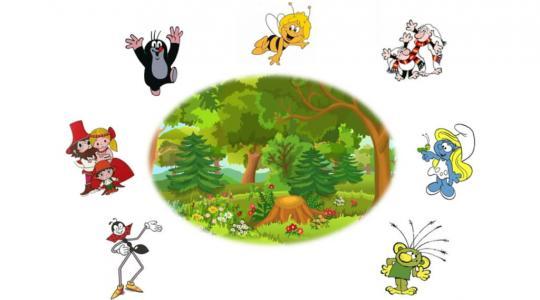 Děti v Dobšíně čeká cesta pohádkovým lesem