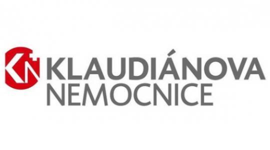 Logo Klaudiánovy nemocnice
