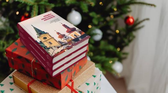 Kniha Příběh Mnichova Hradiště, foto: Lukáš Řípa / custom design