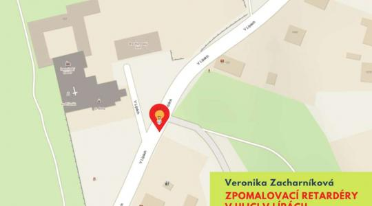 Veronika Zacharníková: Zpomalovací retardéry v ulici V Lípách