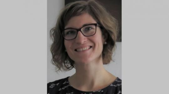 Školní psycholožka Zuzana Knesplová. Foto: archiv respondentky
