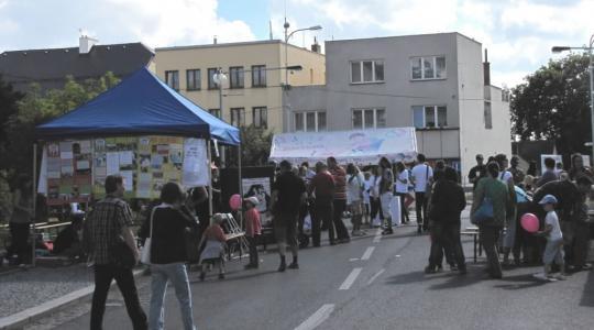 Tradiční Sousedská slavnost čeká Hradiště už příští týden. Ilustrační foto: Petr Novák