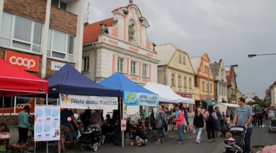 Slavnost v Hradišti opět ukázala, že sousedská soudržnost není jen fráze. Foto: Petr Novák