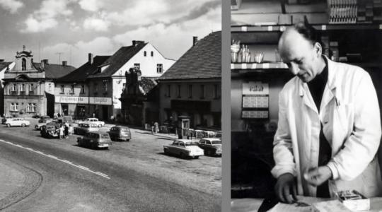 Vzpomínka: 20 let od úmrtí drogisty Stanislava Česáka (1921–2001). Foto: rodinný archiv