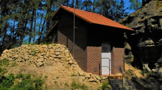 V loňském roce byla do soutěže Stavba roku Středočeského kraje 2020 nominována například rekonstrukce zemního vodojemu v Bosni. Foto: www.stavbaroku.cz