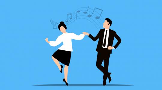 Zápis na taneční kurzy v Mnichově Hradišti pro rok 2021 je spuštěn. Ilustrační obrázek: fotobanka pixabay.com